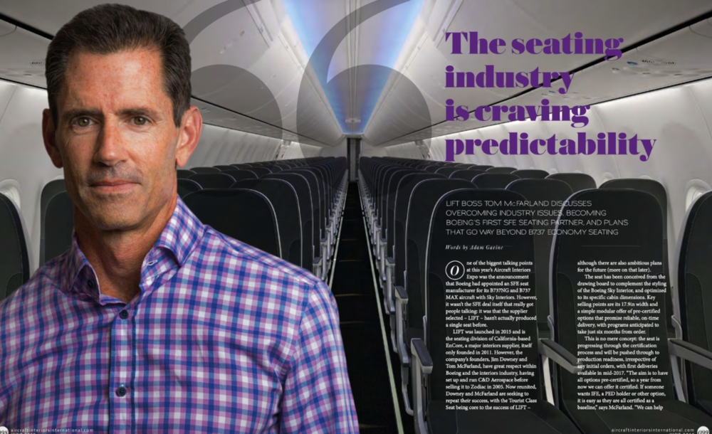 Aircraft Interiors Int'l - June 2016