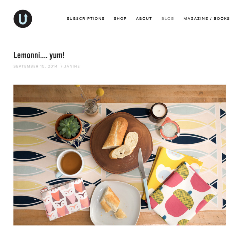 Uppercase Magazine Blog