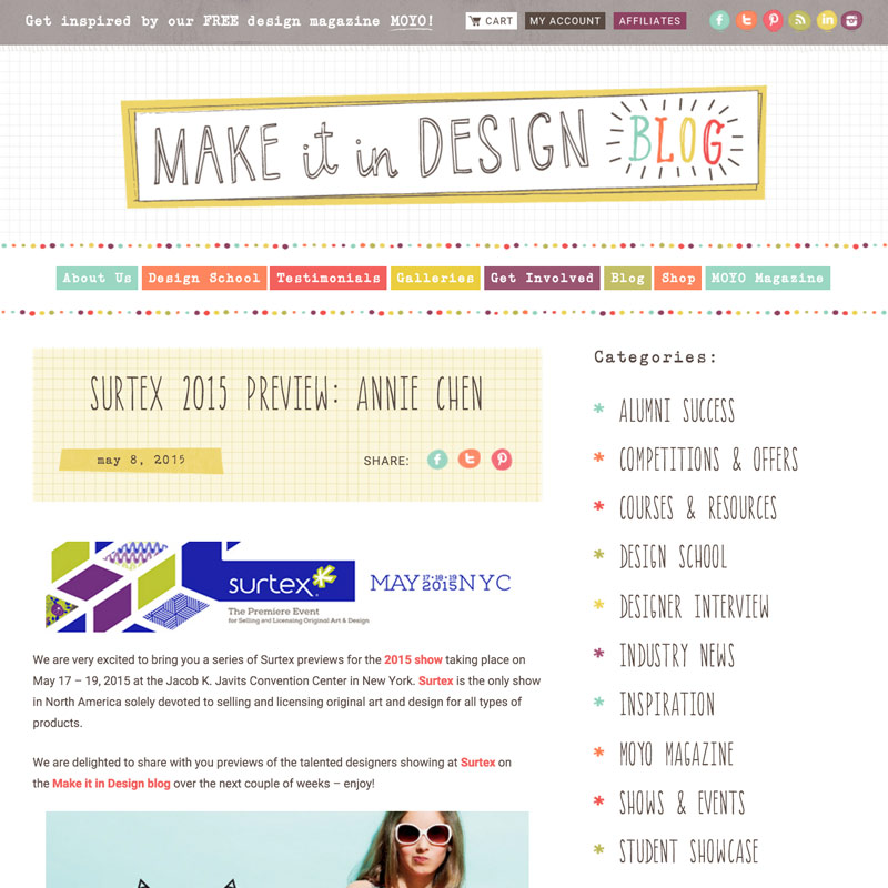 Make it in Design Blog