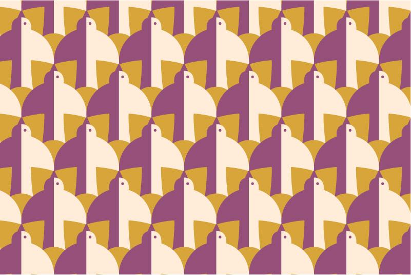 Swallow-purple