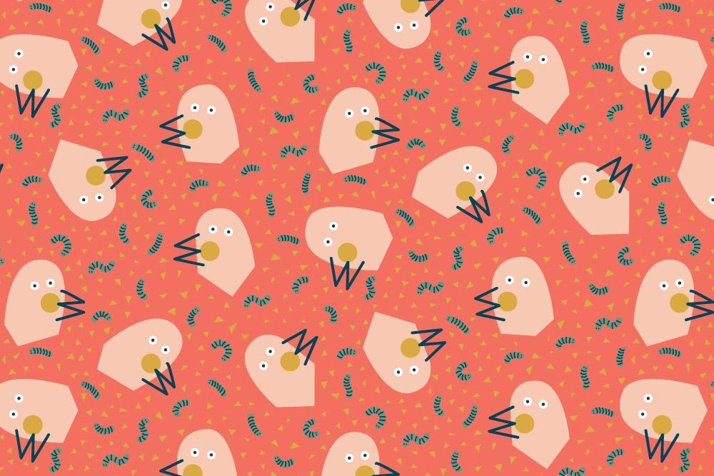RARR Birds-red