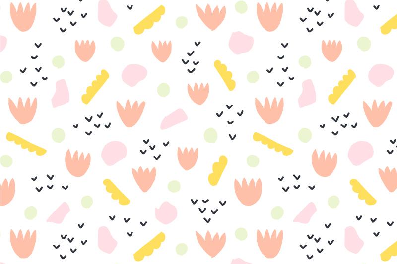 Paper Flower-white