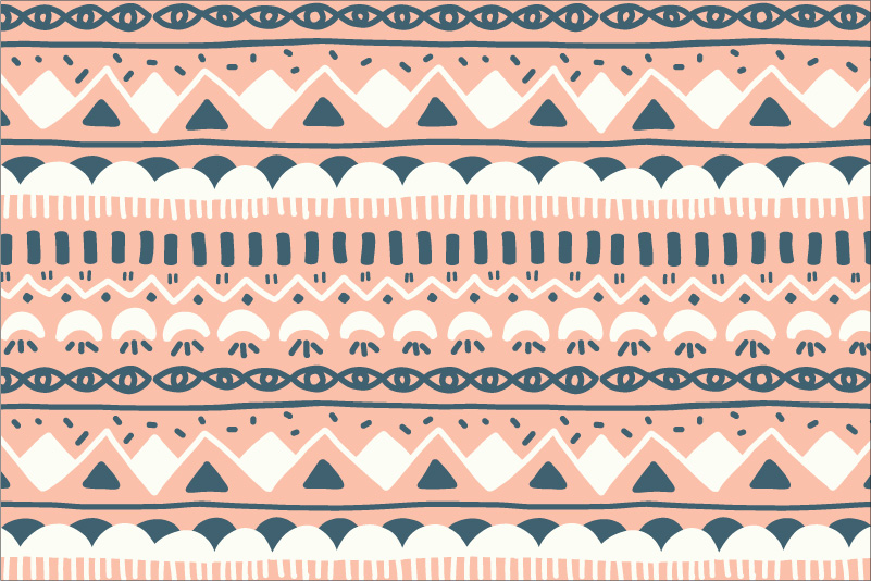 Tribal Spirit-pink