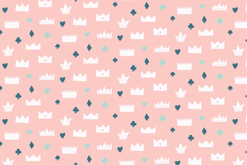 Circus Crowns - pink