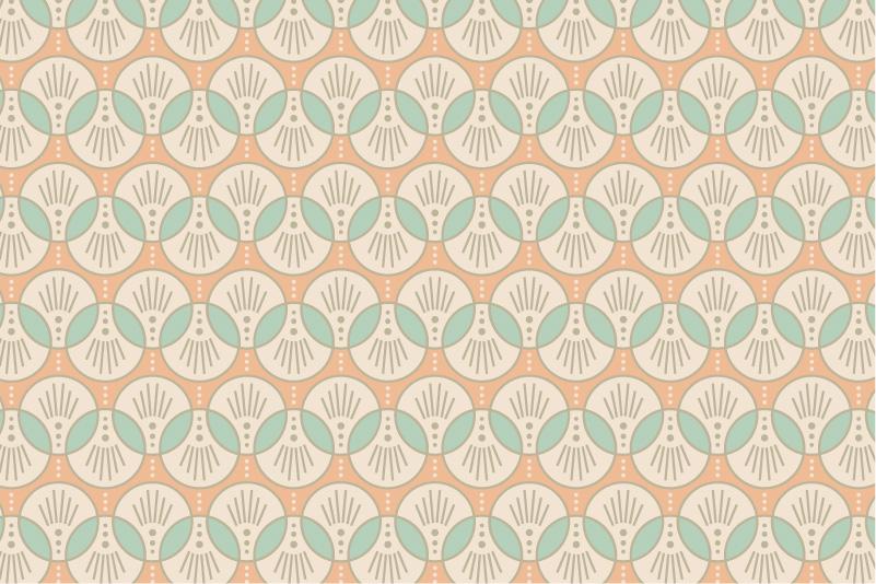 Pearl Deco-peach