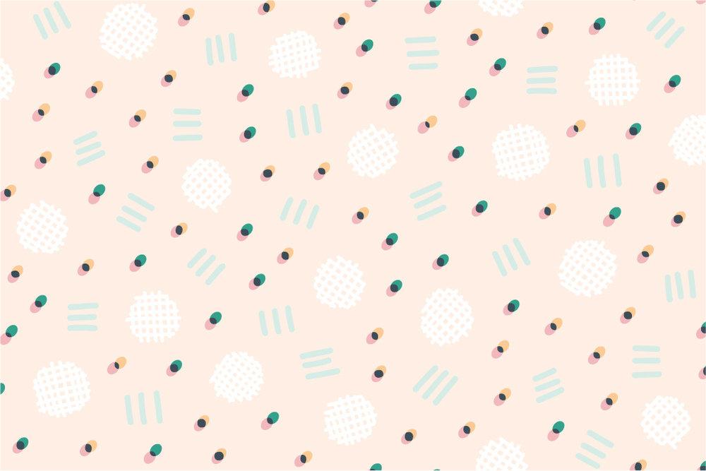 Waffle Confetti-cream