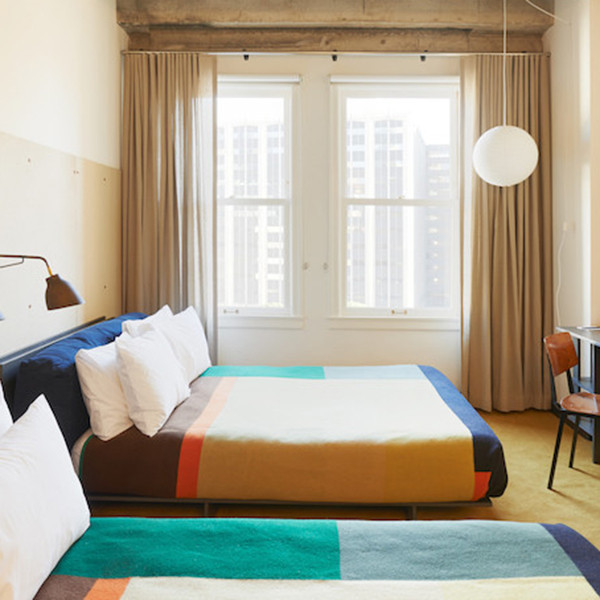 Pendelton for Ace Hotel DTLA Blanket