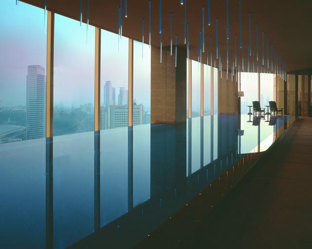 Park Hyatt Infinity Pool
