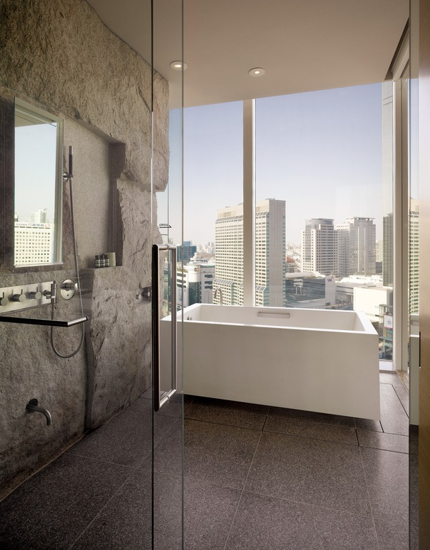 Park Hyatt Guest Bathroom