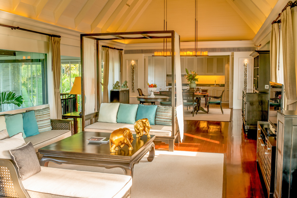 Club InterContinental Three-Bedroom Napa Reserve Residence
