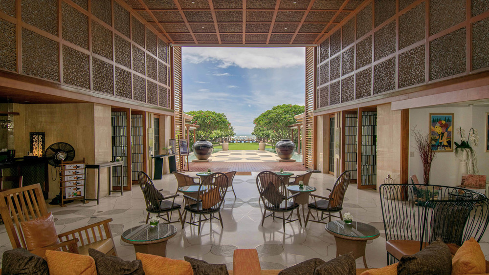 Lobby at InterContinental Hua Hin