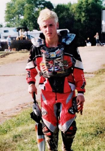 Nick Jackson, circa 2004.