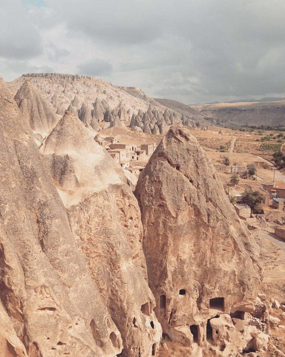 #Cappadoccia #Turkey is insane 🙆🏼 #🇹🇷  (at Göreme National Park)