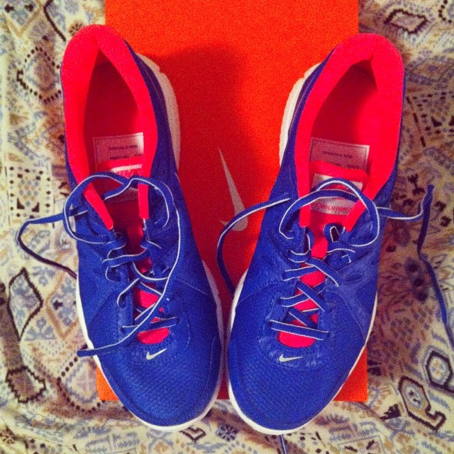 I've got new kicks so I'll be sweet for #citytosurf yeah? 🏃👟👞🏆🏁