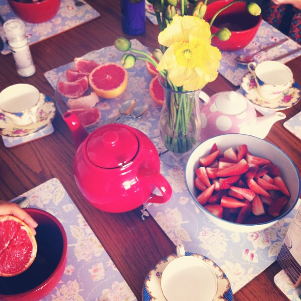 #Breaky #Bday!!! #party  (Taken with  Instagram )