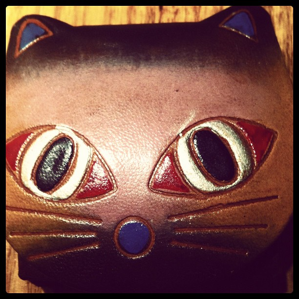 Meow  (Taken with  instagram )
