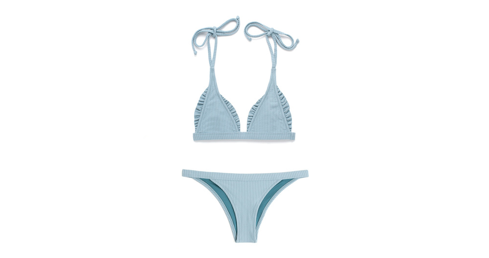 Shop Traveler Misty Blue Rib