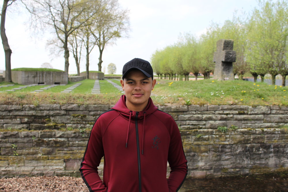 "Holywood Steiner School student, 15-year-old Ethan Scott-Davies, has been stepping into the past with a journey of discovery around some of the World War I battlefields of Belgium and France. History came starkly to life for Ethan as he joined Cadets from across the region to visit landmarks alongwhat was once The Western Front, the principal theatre of war from 1914-18, and learn about the unprecedented loss of life in 'the war to end all wars'.  There were more than 17 million deaths and 20 million wounded, making this one of the deadliest conflicts in human history – and, as the Cadets discovered, many of those who sacrificed their lives were themselves little more than teenagers. It was an intensely moving learning experience, as Colonel David McCleery from the Army Cadet Force Association explains. He says, ""Many of our Cadets have studied World War I at school so they were already quite knowledgeable, but it's one thing reading about World War I in a history book but quite another to make the Battlefield Tour pilgrimage.  I think we were all rather overwhelmed as we visited the trenches where so many men fought and died, then saw the sombre rows of headstones in the region's many military cemeteries.  Our Cadets were genuinely affected by all that they saw and heard during our visit and I know they were particularly moved when our Padre, Rev Jack Moore, officiated at brief acts of remembrance.  The Cadet movement is well known for the fun and excitement it offers its members in terms of outdoor adventure, sociability and sport, but there is also a more serious side to the benefits we offer our young people, as this tour demonstrates.  The visit was an enriching experience and I know it will stay with them for many years to come."""