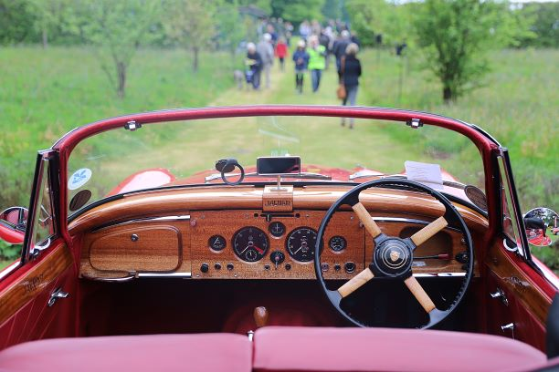 Dashboard with view of gardens.jpg