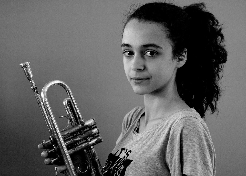 Toni Ricart adds Alba Armengou portrait for the