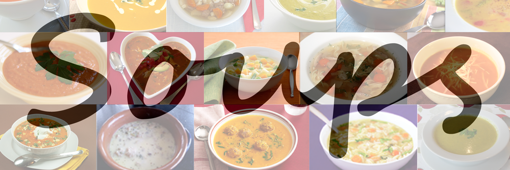 soups banner