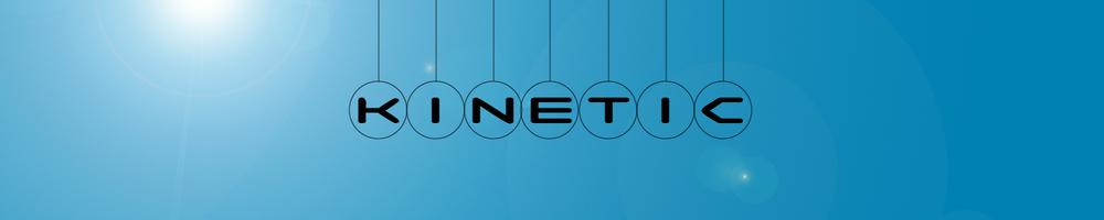 kinetic banner