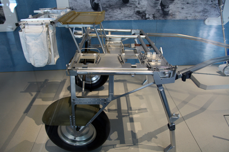 Kennedy Space Centre: : Modular Equipment Transporter (MET)