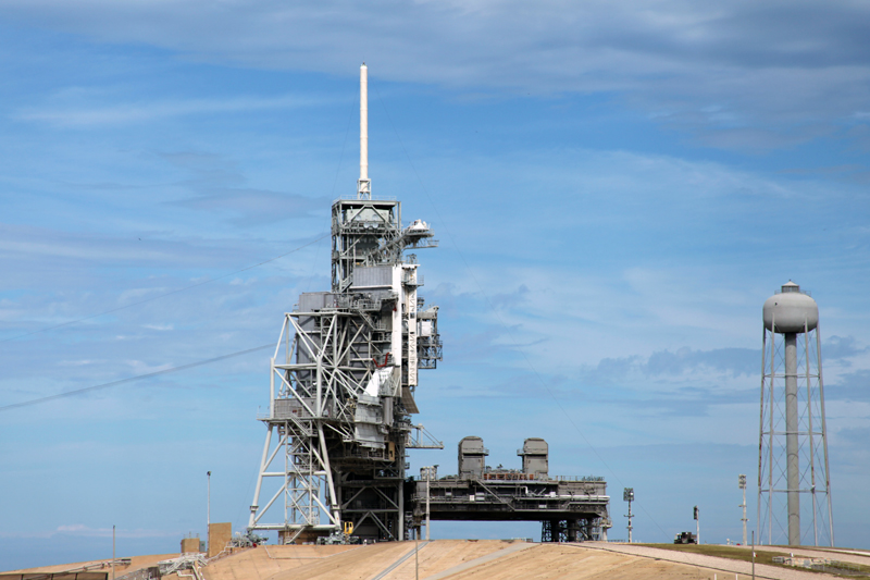 Cape Canaveral: : Launch Pad LC39-A