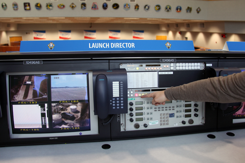 Cape Canaveral: : Push the button...
