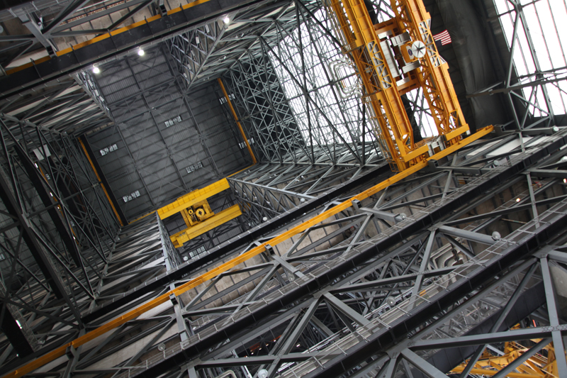 Cape Canaveral: : NASA Vehicle Assembly Building
