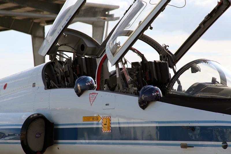 Cape Canaveral: : NASA's T-38 Talon Chase Planes