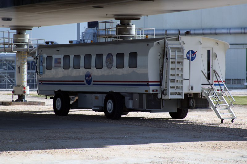 Cape Canaveral: : Crew Transport Vehicle