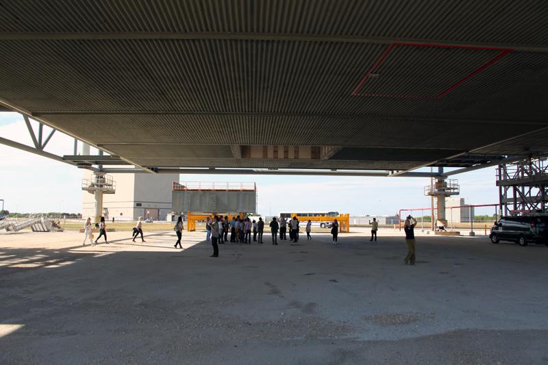 Cape Canaveral: : Mobile Launcher Platform (MLP)