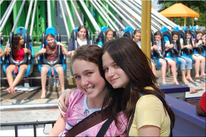 Ferias (Parques de diversión)