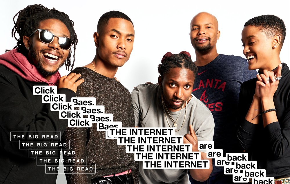The Internet: well connected - NME