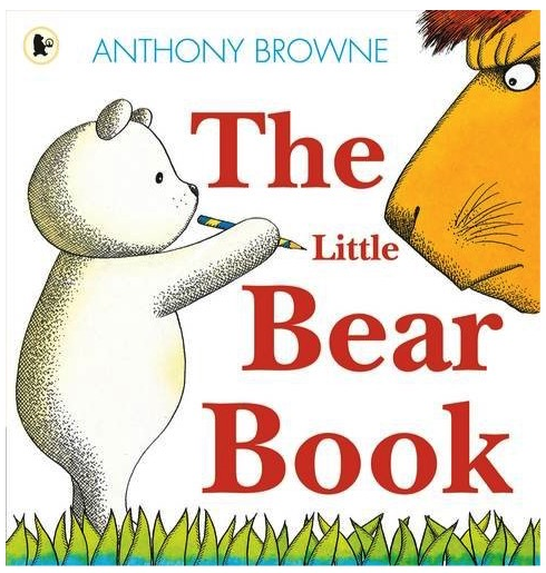 1988   This is an animal adventure for the little white bear and his magic pencil. As bear strolls through the forest he meets a lonely gorilla, a noisy crocodile, a lion and even an elephant. They all   look like they need something, so bear steps in to save the day using his magic red and yellow pencil to draw just what they were looking for. Originally published in 1988 this early work by a picture book master is available again for a brand-new audience.