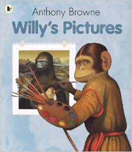 2000   Hugely entertaining and informative - this is a unique art history lesson given by internationally acclaimed children's book illustrator. Willy's pictures look like great works of art, but not   quite...for Willy has added himself and his friends to famous paintings by Leonardo da Vinci, Raphael, Vermeer, Manet and many more. Delight in his dazzling portfolio then open the fold-out pages to see the original pictures and learn about the artists who painted them. As Willy knows, every picture tells a story...