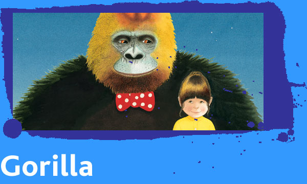 Gorilla at the Polka Theatre