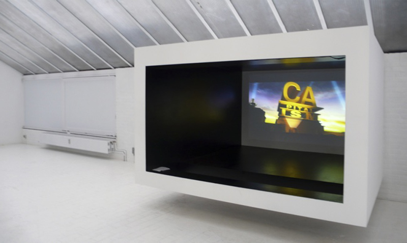 "Capitalism, 2009 , video loop, 1'18"" /  more"
