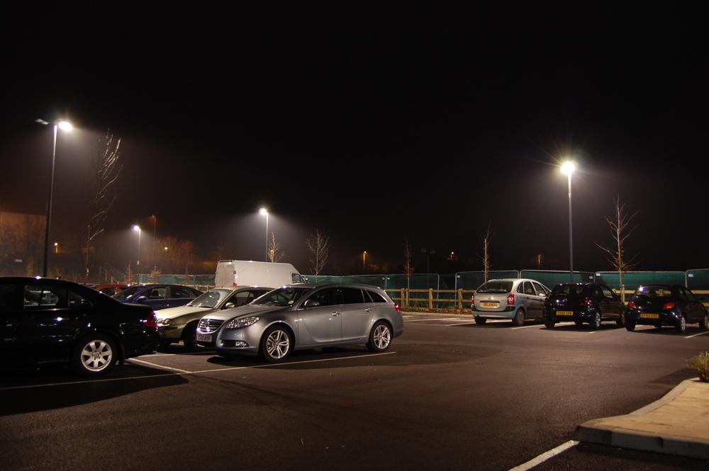 Car Park, Burgess Hill