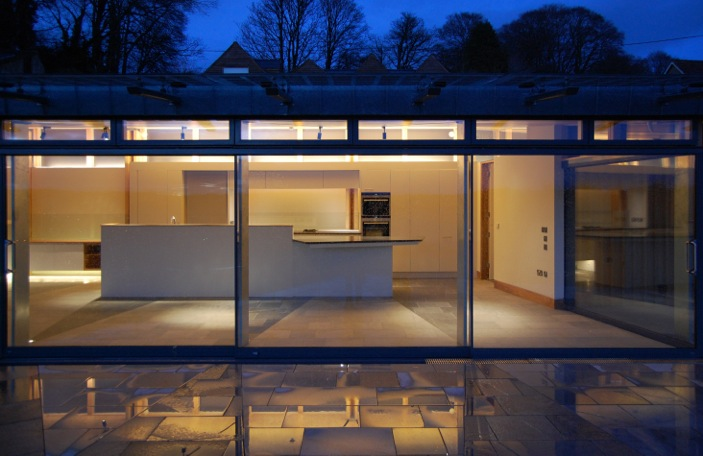 Eco-house, Wiltshire