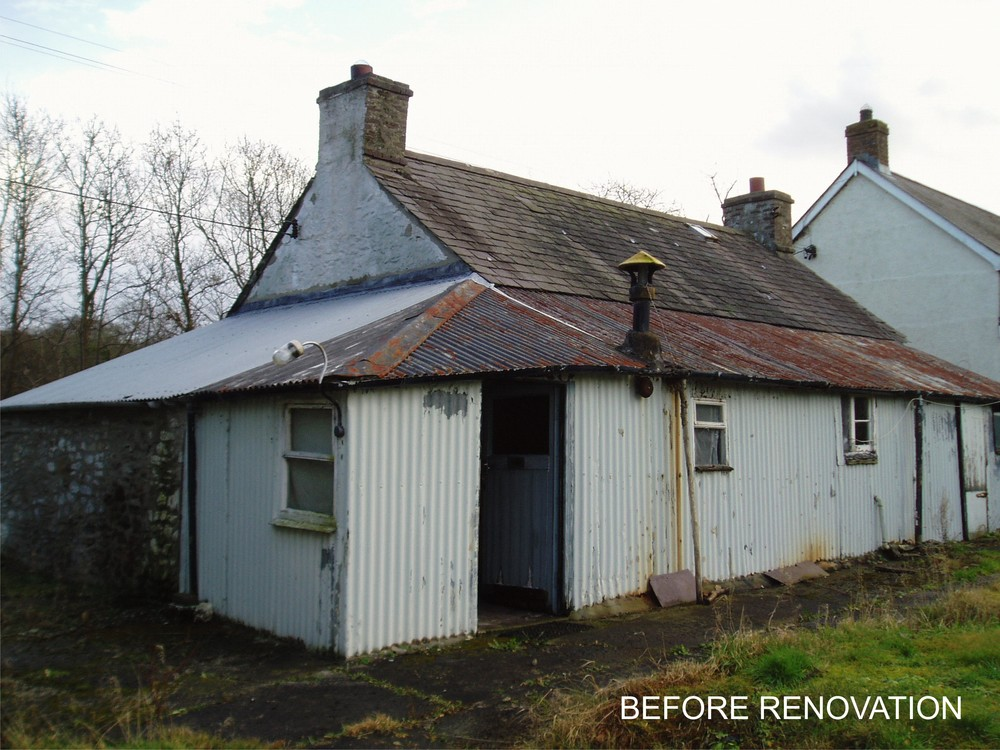 Refurbished Welsh Cottage