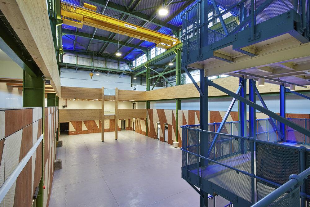 SGS Berkeley Green D34 Atrium