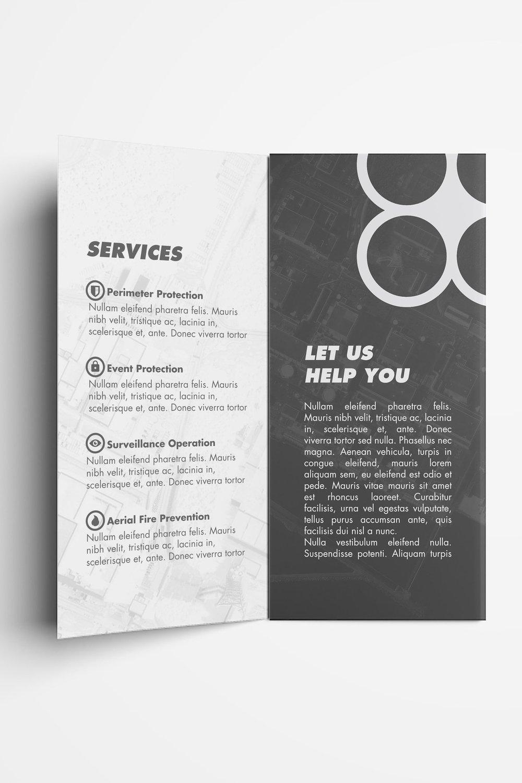 Pamphlet Design Layout