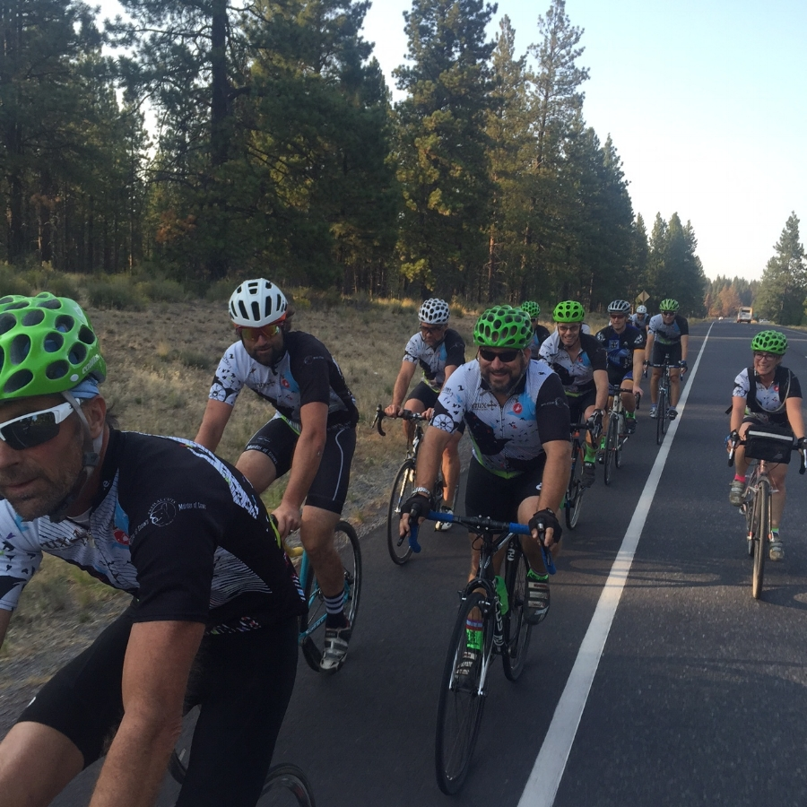 Proud sponsor of the Murder of Crows cycling team, Bend OR. We love everything bikes and community related!