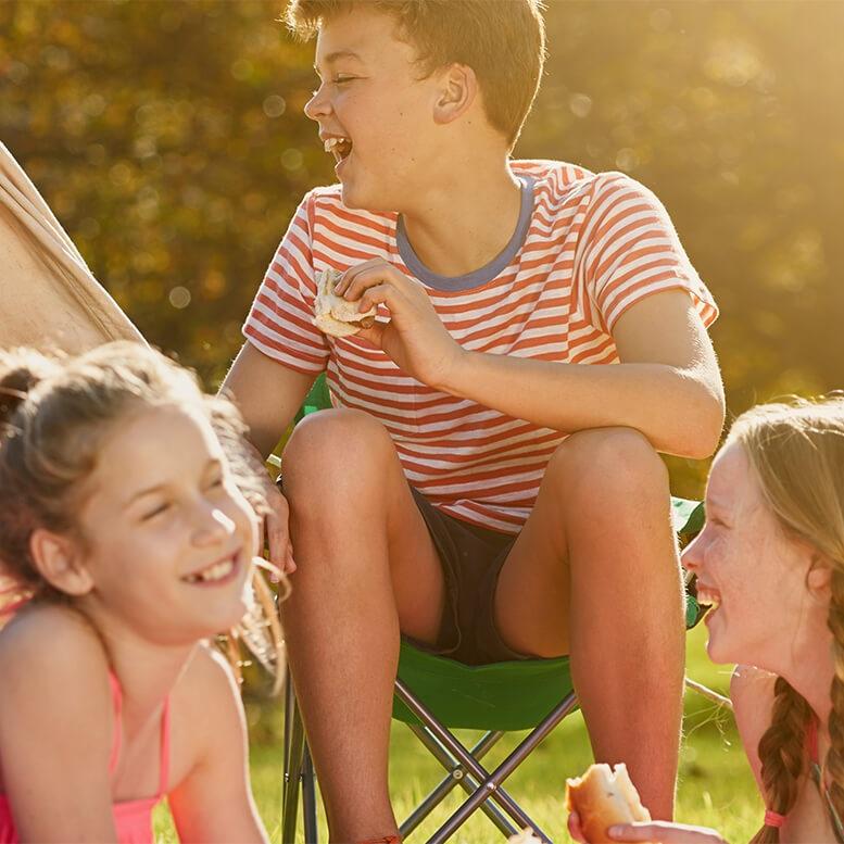 Centri Estivi - Organizzazione centri estivi per ragazzi e giovani.