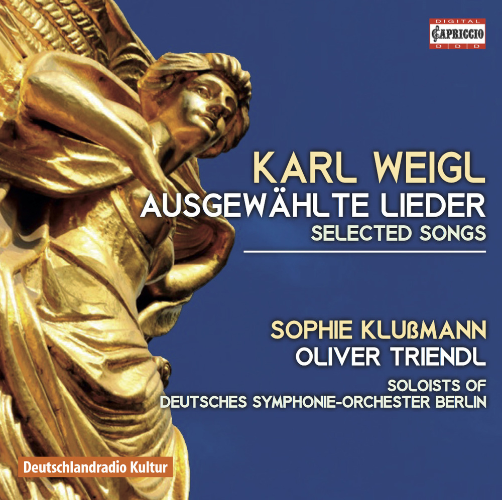 Karl Weigl Ausgewählte Lieder