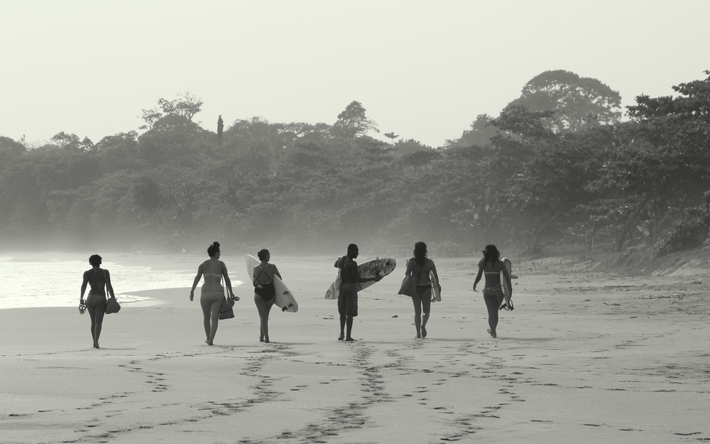 Surfing Ghana Busua