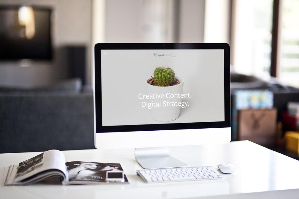 design + copy editing // Hannah Miller Marketing