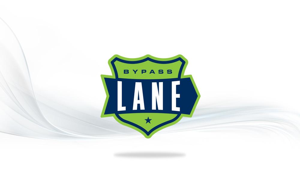 Bypass Lane Logo